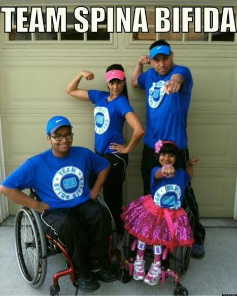 WATCH: Family Inspires With Their Unusual Marathon Choice | Mobility, Health & Wellness | Scoop.it