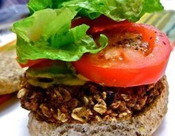 Vegan Southwestern Bean Burgers - nutritious and delicious | My Vegan recipes | Scoop.it