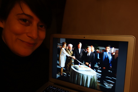 Massoud Barzani : La photo qui a porté chance à cinq lecteurs du Phénix kurde | Béatrice D. | Scoop.it