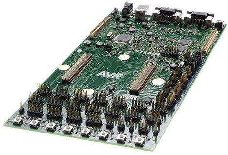Atmel Unveils AVR XMEGA C, tinyAVR ATtiny1634 and AVR UC3 L3/D4 MCUs | Embedded Systems News | Scoop.it