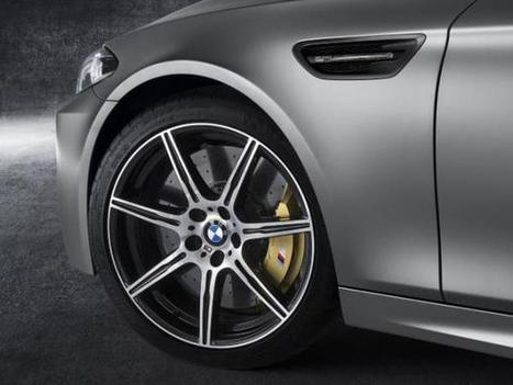2014 BMW M5 30 Jahre M5 - Celebrating the 30th anniversary of M5 Coupe Model | modifycar.org | Scoop.it