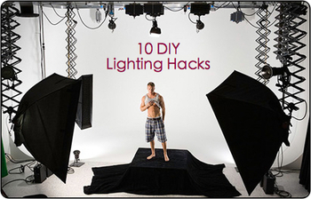 DIY Lighting Hacks for Digital Photographers | DSLR video and Photography | Scoop.it