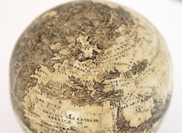 Oldest globe to depict the New World may have been discovered   Cultural History   Scoop.it