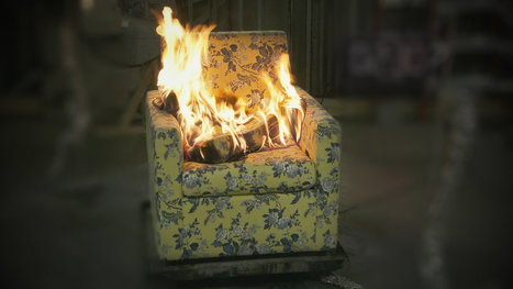 A Flame Retardant That Came With Its Own Threat to Health | Sustain Our Earth | Scoop.it