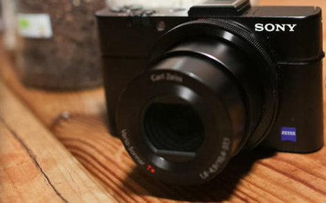 Sony reportedly to unveil new camera lens for smartphones   Tech   Scoop.it