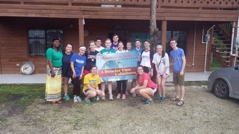 "Feedback Taylor Carpentier Volunteer in Belize Orphanage Program Abroaderview.org | ""#Volunteer Abroad Information: Volunteering, Airlines, Countries, Pictures, Cultures"" 