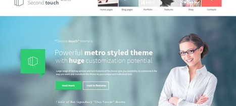 Amazing Premium Theme Collection - Mythemecafe.com | WordPress Theme | Scoop.it