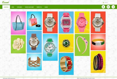 Oscart, OsCommerce Pinterest Style Masonry Theme | Premium Download | Türkçe | Scoop.it