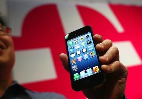 iPHONE FINGERPRINT READER TALK BOOSTING BIOMETRIC STOCKS | MOBILES 2 PAPERTABS eDIGEST | Scoop.it