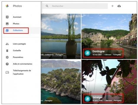 Tutoriel : Google Photos, le stockage gratuit et illimité de photos sur Internet | TICE, Web 2.0, logiciels libres | Scoop.it