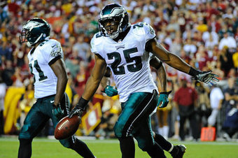 Why The Eagles Offense Is A Problem - Analyzing LeSean McCoy's 34 yard TD ... - Bleeding Green Nation | Fantasy football | Scoop.it