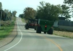 Senate Votes to Keep Farm Machinery Legally on road SB 509 | Wisconsin Farm Bureau Federation | OCHS11026 Quest 1 | Scoop.it