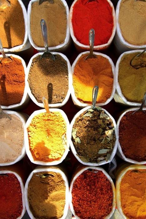 Recette de mélange de quatre épices | Recettes de cuisine maison | Scoop.it