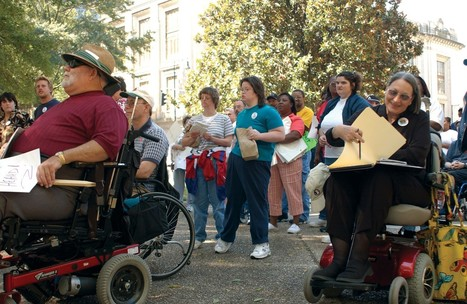 Are You Too Disabled To Be An Activist? (Probably Not)   Community Healing   Scoop.it