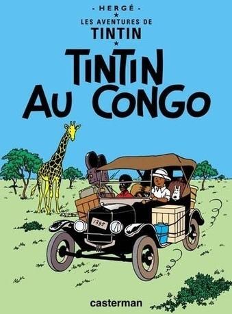 Tintin au Congo | French Cosmopolites | Scoop.it