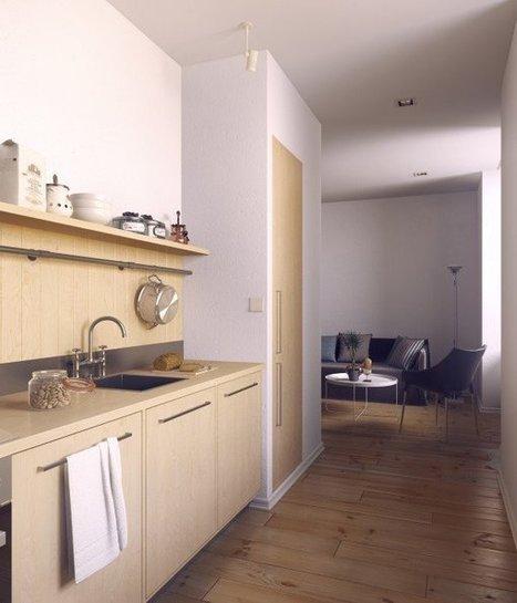 3 cách trang trí nội thất tuyệt đẹp cho chung cư nhỏ dưới 40m2 | Kiến thức Seo | Scoop.it