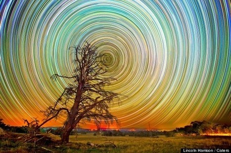 The Most Beautiful Photographs You'll See All Night | Amazing Science | Scoop.it