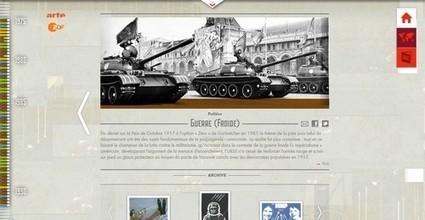 Adieu Camarades - regards sur la fin de l'empire soviétique   Arte   L'actualité du webdocumentaire   Scoop.it