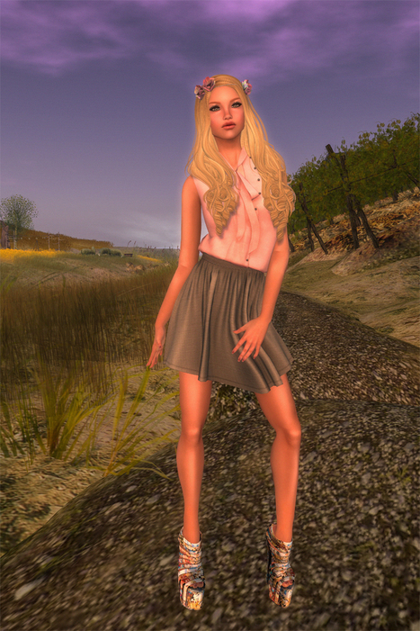 My Journey to SL, being Donna.: ColdLogic, HighRize,pr!tty, Taketomi ... | Meri - first and second life aggregator | Scoop.it