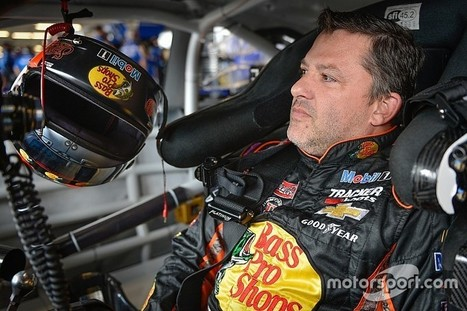 "Tony Stewart to end NASCAR driving career after 2016 season | Buffy Hamilton's Unquiet Commonplace ""Book"" 