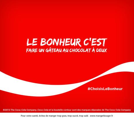 Coca-Cola vous fait lever de bonheur ! - Communication (Agro)alimentaire | Communication Agroalimentaire | Scoop.it