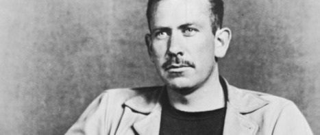 Storytelling Tips from John Steinbeck | 6-Traits Resources | Scoop.it