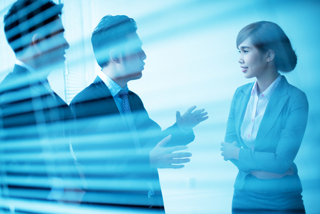 Mid-career women networking a lot less than their male counterparts   Sponsoring and Mentoring   Scoop.it