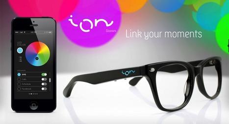 ION Glasses : Des lunettes intelligentes pas comme les autres | PixelsTrade Webzine | Les opticiens | Scoop.it