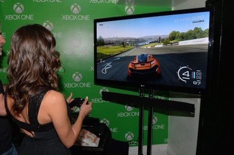 Xbox One: What to know about Microsoft's new console - Washington Post | Video Games | Scoop.it