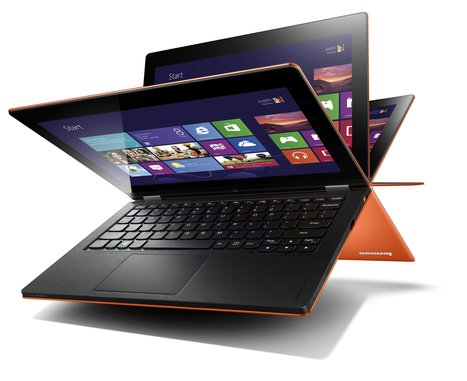 Lenovo Takes Lid off Four New Windows 8 Convertibles | Teaching with 1:1 Technology | Scoop.it
