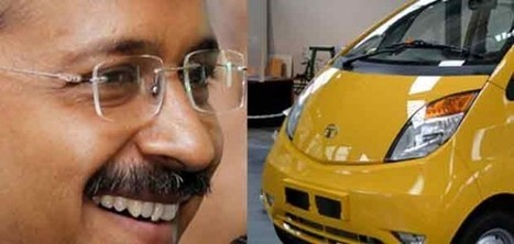 Kejriwal, Tata Nano two sides of same coin?   Politics and Elections in India   Scoop.it
