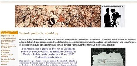 Telemedievo   Rincón didáctico de CCSS, Geografía e Historia   Recursos Educativos para ESO, Geografía e Historia   Scoop.it