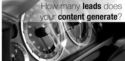 Why now is the time to get started with measuring the impact of your content on lead generation