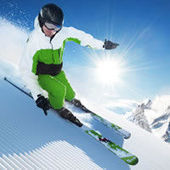 Sports d'hiver : exercices physiques à réaliser chez soi avant les sports d'hiver, e-sante.fr | Forme physique 2 | Scoop.it
