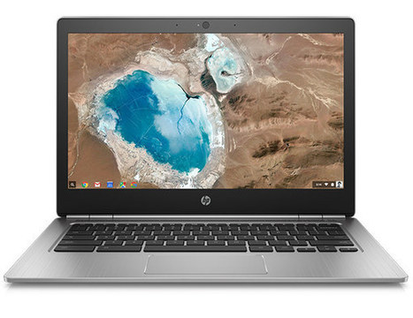 HP Chromebook 13 G1 Features Skylake Pentium or Core M Processor, 4 to 16GB RAM, and a 3200×1800 Display for $499 and Up | Embedded Systems News | Scoop.it