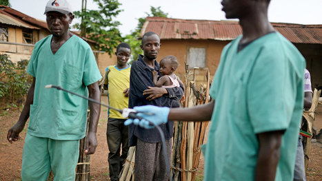 Fear of Ebola Breeds a Terror of Physicians | Broad Canvas | Scoop.it