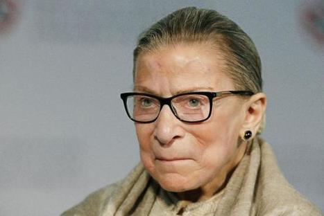 Ginsburg urges young women to wage inspiring fights - U.S. News & World Report | Gender, Religion, & Politics | Scoop.it