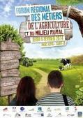 Forum régional des métiers de l'agriculture et du milieu rural - Saint-Lô, AREFA Basse-Normandie | ANEFA | Scoop.it
