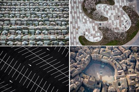 Des photos aériennes pour comprendre l'empreinte humaine | Revue de web de Mon Cher Vélo | Scoop.it