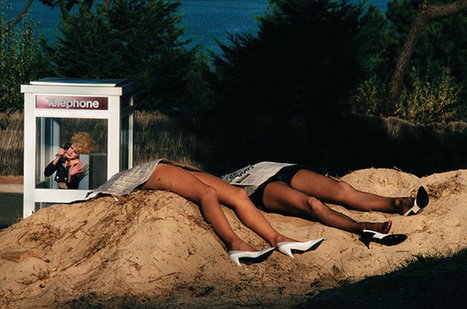 Gratuitous sex, death and Guy Bourdin | What's new in Visual Communication? | Scoop.it