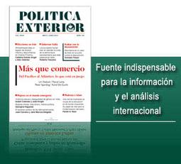 Estudios de Politica Exterior   Política exterior   Scoop.it