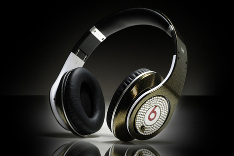 Beats By Dr. Dre Studio Colorful Champagne Diamond Edition | Cheap beats by dre graffiti edition | Scoop.it