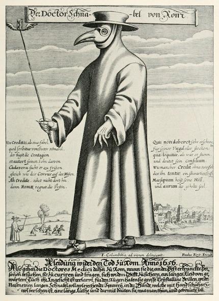 La Peste Negra | historian: science and earth | Scoop.it