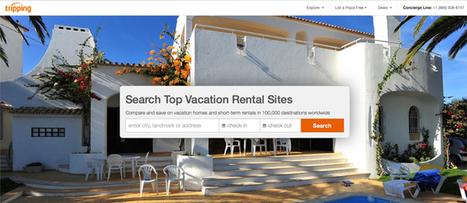 Investors pour $16M into @Tripping a vacation rental search engine  @daveambrose #startup   ALBERTO CORRERA - QUADRI E DIRIGENTI TURISMO IN ITALIA   Scoop.it