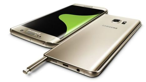 Samsung Galaxy S6 Edge+ and Galaxy Note 5 unveiled - BBC News | Samsung mobile | Scoop.it