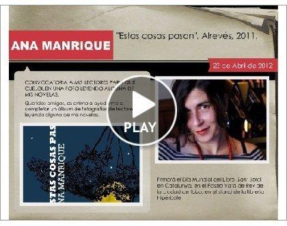 ANA MANRIQUE SALA | MARATÓN DE CITAS | Scoop.it