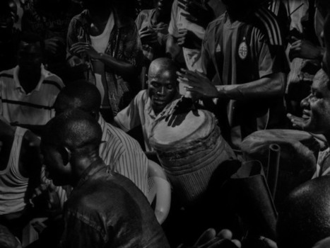 "Nothing but Pictures: Alex Majoli and Paolo Pellegrin's ""Congo"" - The New Yorker 