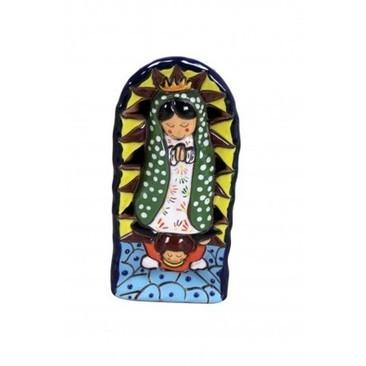 Little Lupita Ceramic Statue Mexican Religious | Little Lupita Ceramic Statue Mexican Religious | Scoop.it