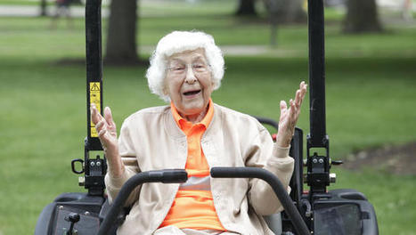 Ohio woman turning 100 gets her birthday wish | Troy West's Radio Show Prep | Scoop.it
