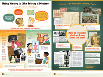 Primary and Secondary Sources through Video | Teachinghistory.org | Intro to History and Early Man | Scoop.it
